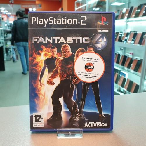Fantastic Four - Joc PS2