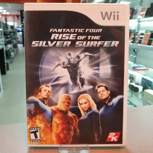 Fantastic Four Rise Of The Silver Surfer - Joc Nintendo WII