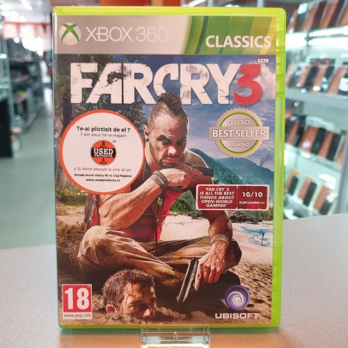 Far Cry 3 - Joc Xbox 360