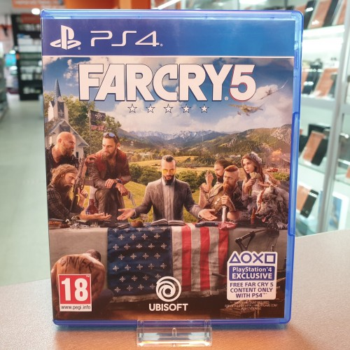 Far Cry 5 - Joc PS4