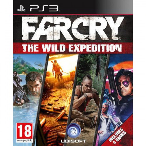 Far Cry The Wild Expedition - Joc PS3