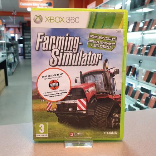 Farming Simulator - Joc Xbox 360
