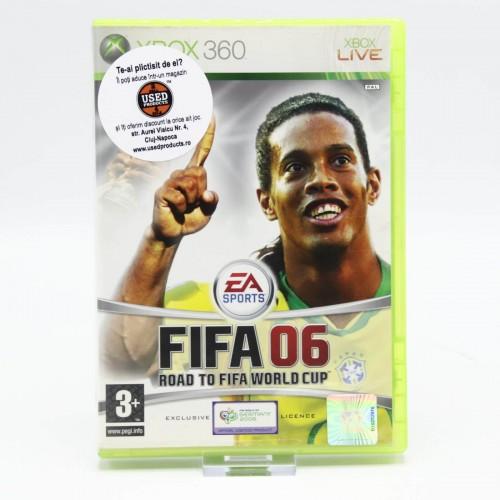 Fifa 06 Road to Fifa World Cup - Joc Xbox 360