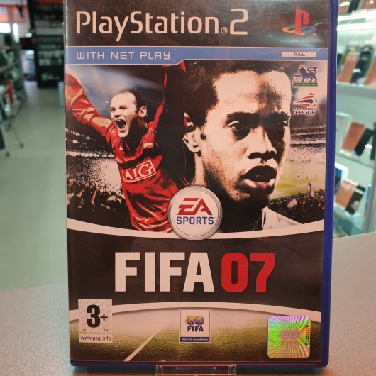 Fifa 07 - Joc PS2