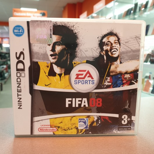Fifa 08 - Joc Nintendo DS