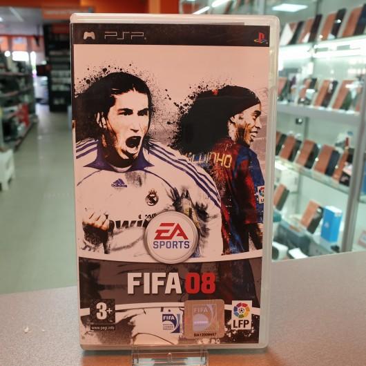 Fifa 08 - Joc PSP