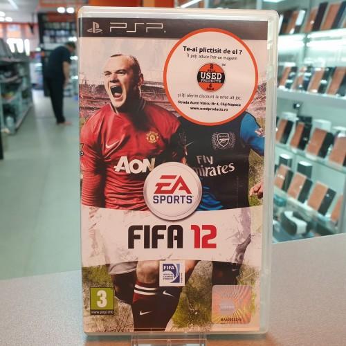 Fifa 12 - Joc PSP