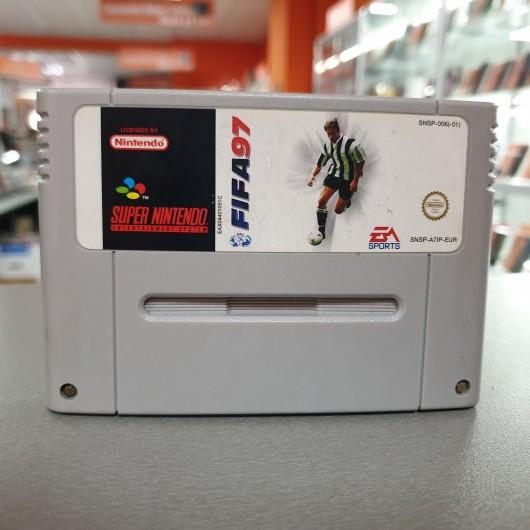 Fifa 97 - Joc Nintendo SNES