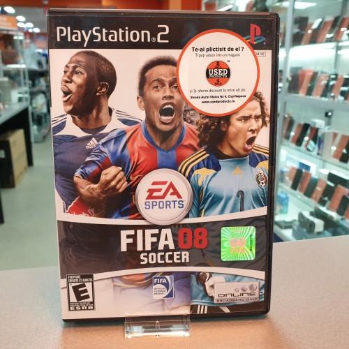 Fifa Soccer 08 - Joc PS2