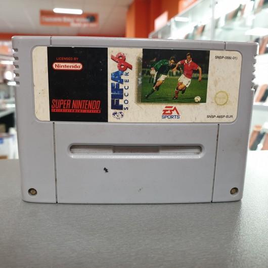 Fifa Soccer 96 - Joc SNES