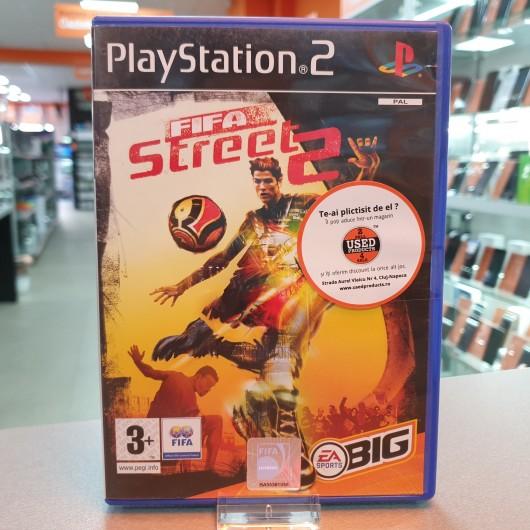 Fifa Street 2 - Joc PS2