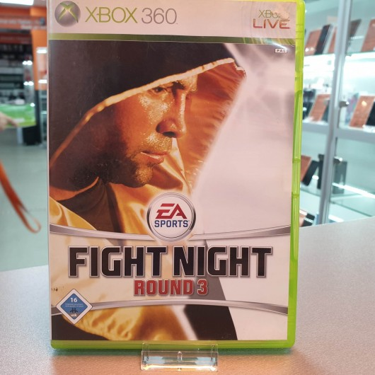 Fight Night Round 3 - Joc Xbox 360