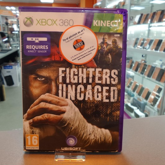 Fighters Uncaged - Joc Xbox 360