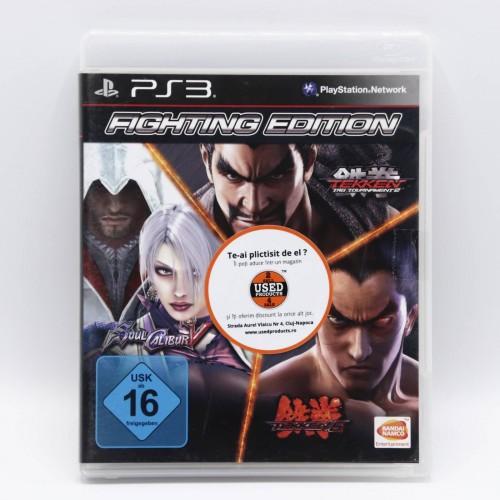 Fighting Edition - Joc PS3