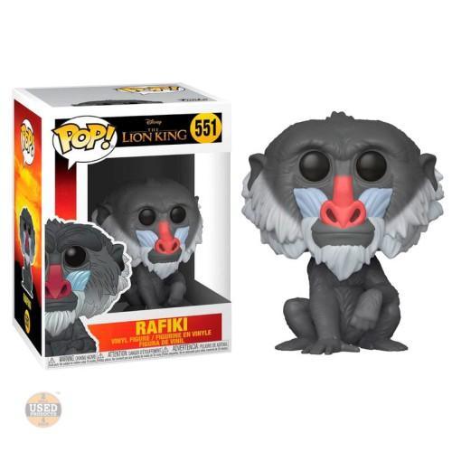 Figurina Funko POP! Disney The Lion King Rafiki