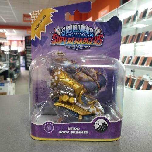 Figurina Skylanders SuperChargers - Nitro Soda Skimmer