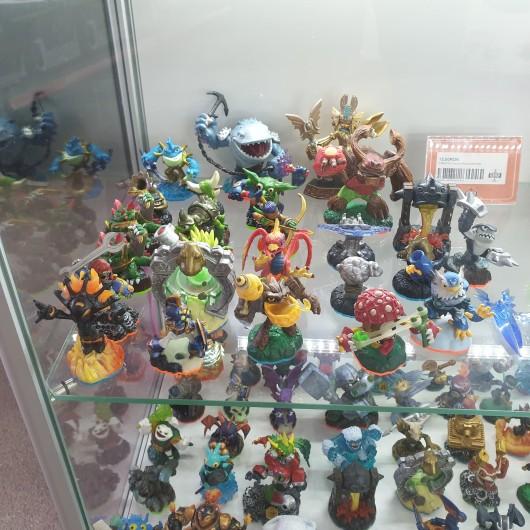 Figurine Skylanders