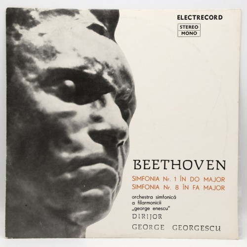 Filarmonica George Enescu - Beethoven Simfonia 5 - Disc vinil