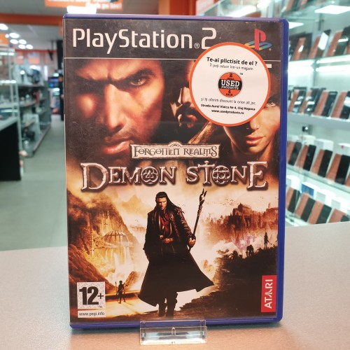 Forgotten Realms - Demon Stone - Joc PS2
