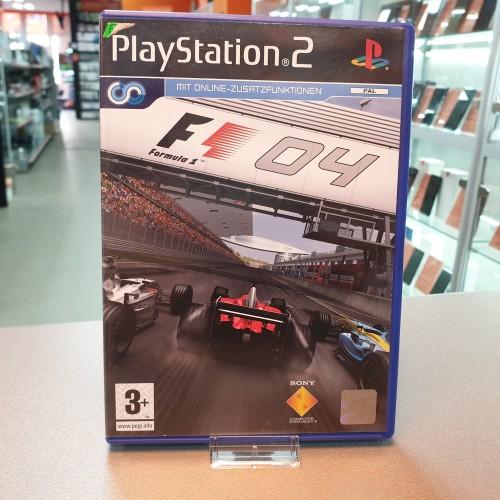 Formula One 04 - Joc PS2