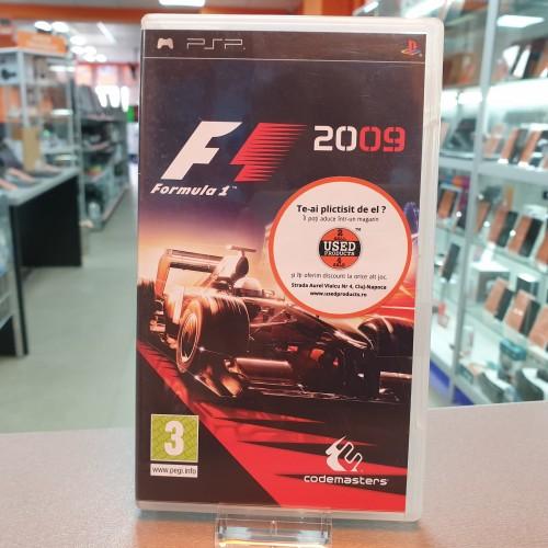 Formula 1 2009 - Joc PSP