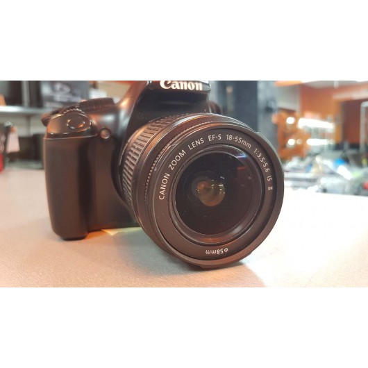 Aparat foto Canon EOS 1100D + Obiectiv 18-55mm