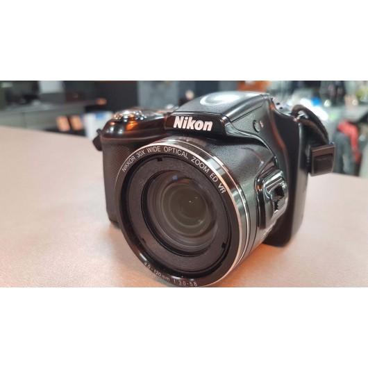 Aparat foto Nikon CoolPix L820