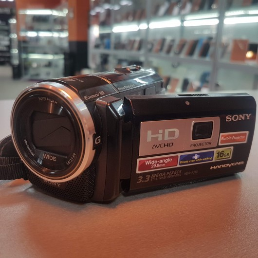 Camera Video Sony HandyCam HDR-PJ10E