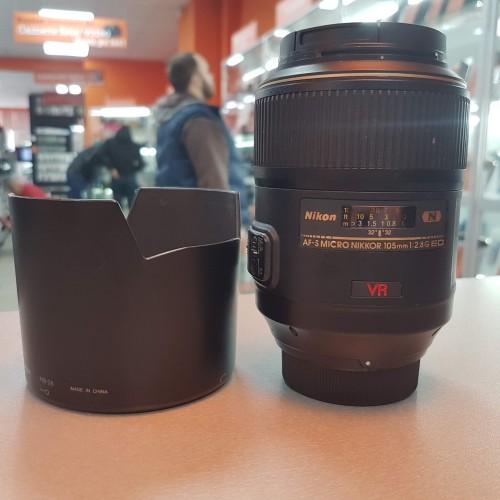 Obiectiv Nikon AF-S Micro 105mm 1:2.8 G ED