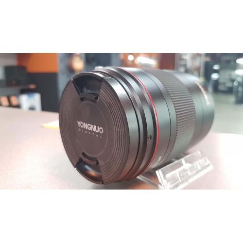 Obiectiv Yongnuo YN 60mm f2 MF - Montura Canon