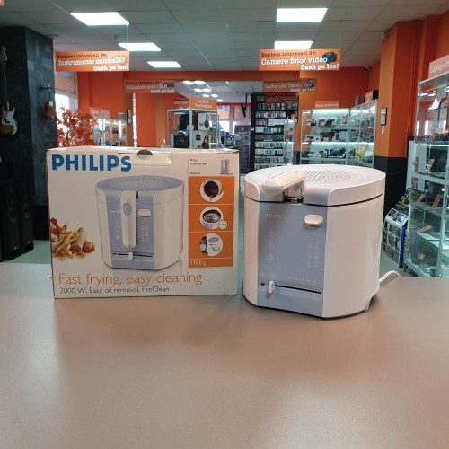 Friteuza Philips Daily Collection HD6103, 2000 W, 1.1 kg