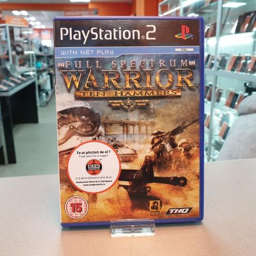 Full Spectrum Warrior: Ten Hammers - Joc PS2