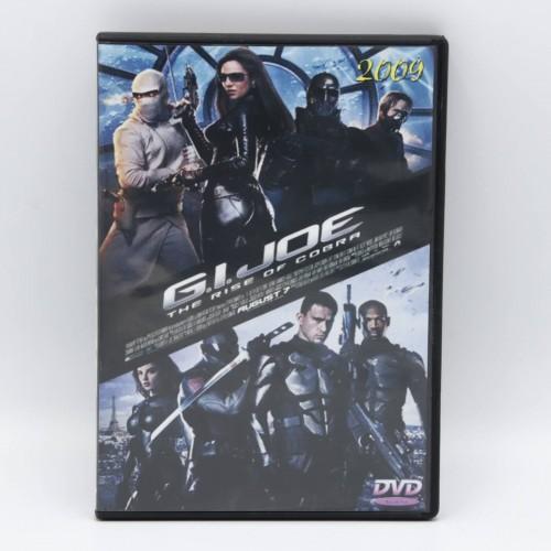 G.I. Joe The Rise of Cobra - DVD Filme
