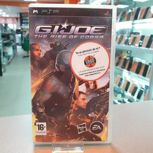G.I. Joe The Rise of Cobra - Joc PSP