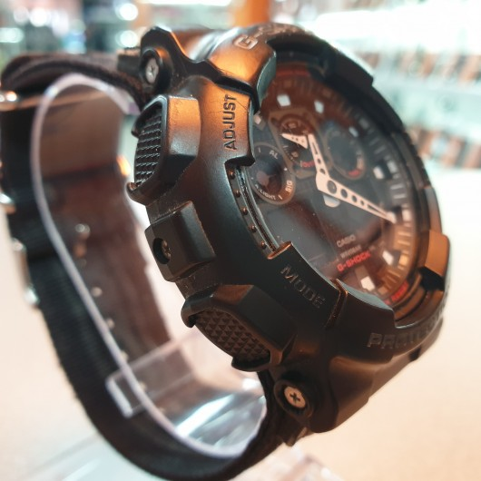 Ceas Casio G-Shock GA100MC-1A