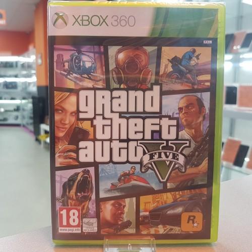 Grand Theft Auto V - Joc Xbox 360