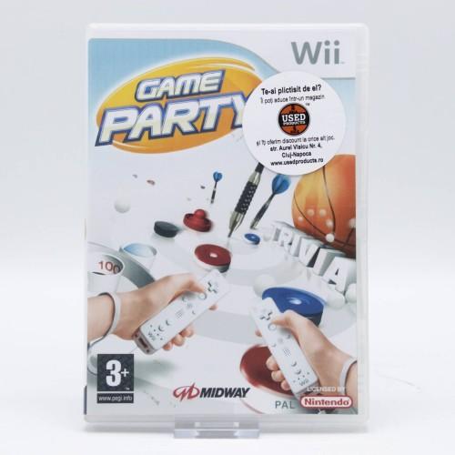 Game Party - Joc Nintendo Wii