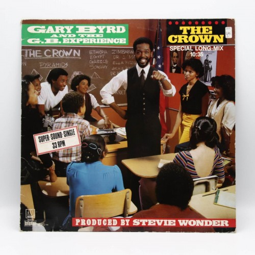 Gary Byrd & The G.B. Experience – The Crown - Disc vinil