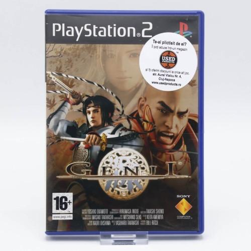 Genji - Joc PS2