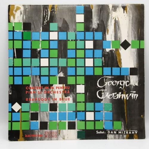 George Gershwin - Concert pentru pian si orchestra - Disc vinil