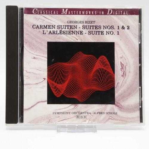 Georges Bizet - Carmen - CD Muzica