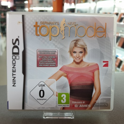 Germany's Next Top Model - Joc Nintendo DS