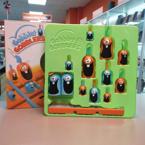 Gobblet Gobblers Blue Orange Games - Joc de Strategie