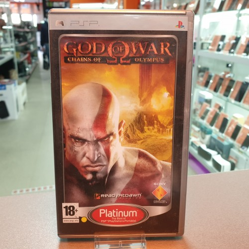 God Of War - Chains Of Olympus - Joc PSP