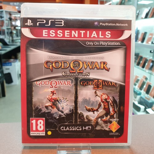 God Of War Collection - Joc PS3