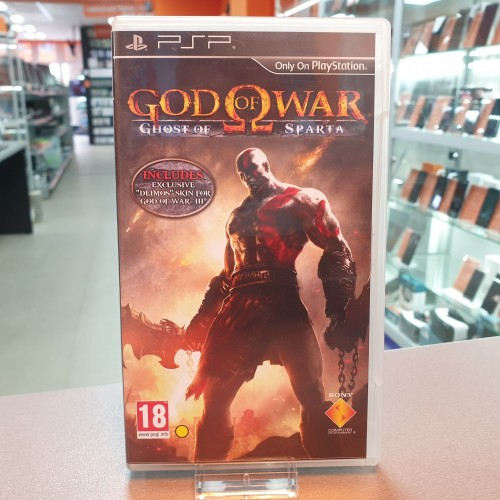 God of War Ghost of Sparta - Joc PSP