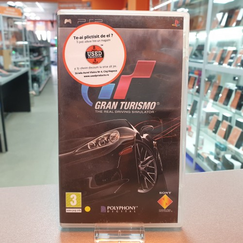 Gran Turismo - Joc PSP