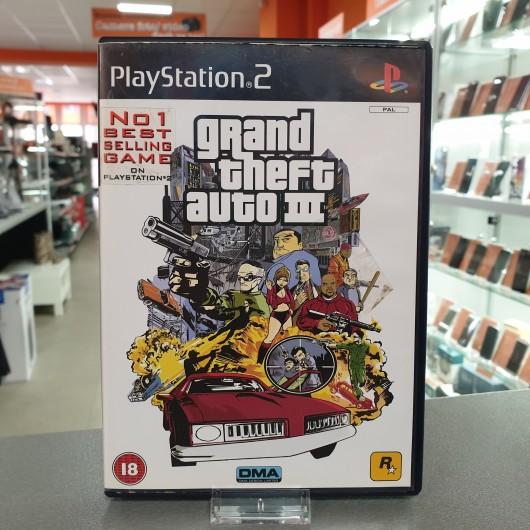 Grand Theft Auto III - Joc PS2