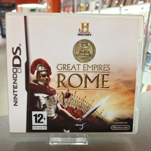 Great Empires Rome - Joc Nintendo DS