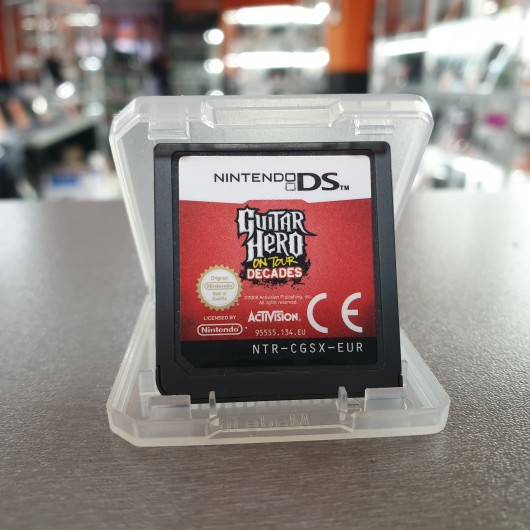 Guitar Hero On Tour Decades - Joc Nintendo DS